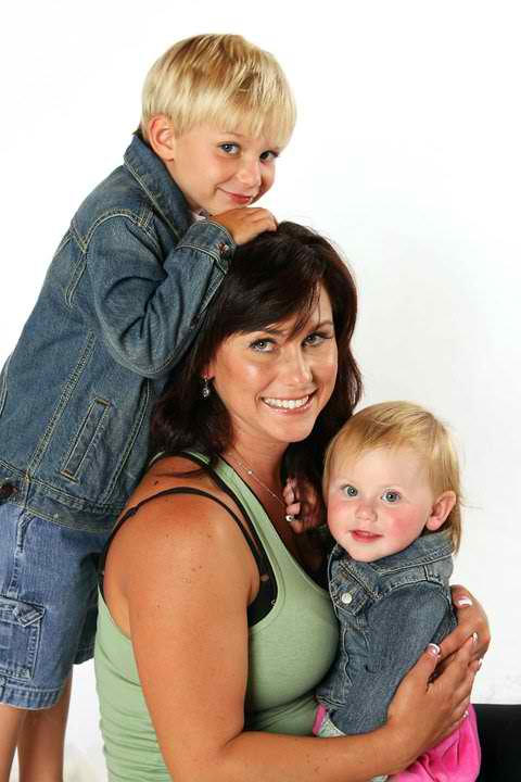 My children and their mama. Again i was starting to become round in my face, my neck and shoulders, weight gain , and acne. I also at this time was bruising and developed tensitious that would not heal.
