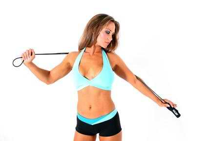 Fitness modeling photo
